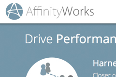 Affinity Works Responsive Parallax HTML5 Web Development
